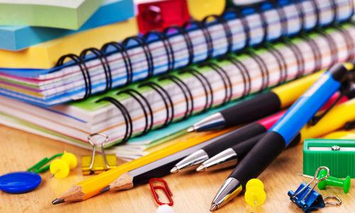 Impostos do material escolar em 2016