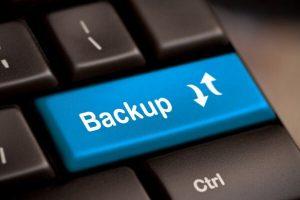 Backup é importante ? Por que ?