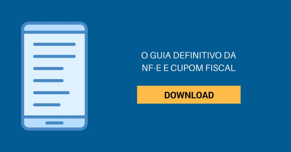 O GUIA DEFINITIVO DA NF-E E CUPOM FISCAL