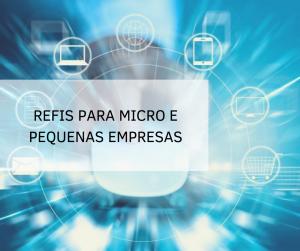 Refis para micros e pequenas empresas