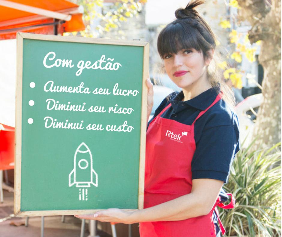 Gestão de Restaurantes – Vamos fazer?