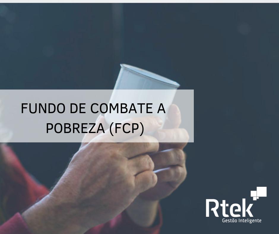 Fundo de combate a pobreza: FCP