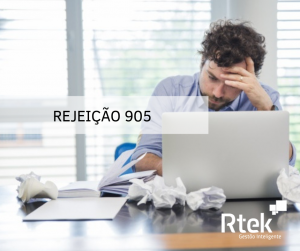 Rejeição 905: Campos do grupo Fatura não informados – Resolvendo.