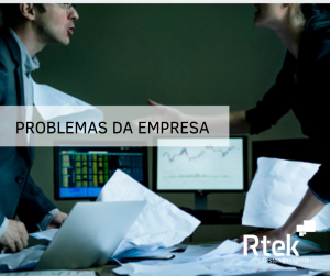 Problemas da empresa: Saiba os mais comuns